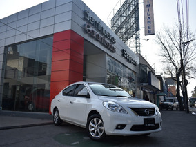 Nissan Versa 1.6 Advance Mt 2014 Seminuevos Sapporo