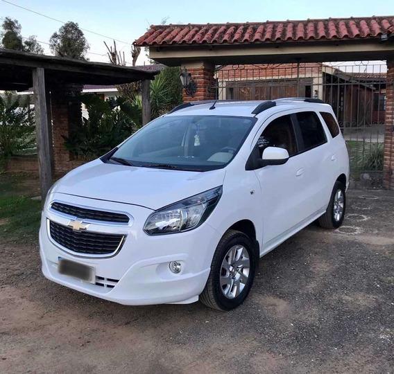 Chevrolet Spin 1.8 Ltz 7as At 105cv 2014