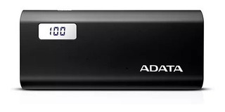 Power Bank Adata Ap12500d Capacidad 12500mah Negra