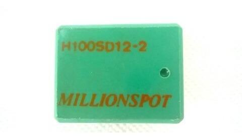Relé Millionspot H100sd12-2 5 Unidades
