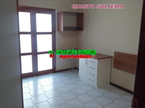 Casa Sobrado, Condomínio Fechado No Urbanova - 426