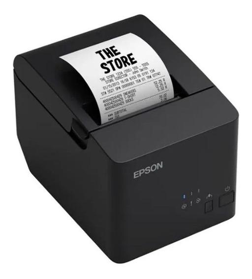Impressora De Cupom Epson Tm-t20x C/ Guilhotina (usb/serial)
