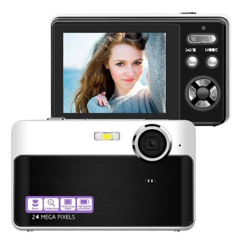 Camara Digital Vak Af 24mp Video 1080p Pantalla Ips 32gb