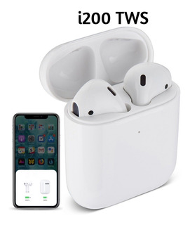 Auriculares Bluetooth Tws I200 AirPods iPhone/android