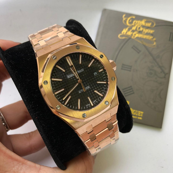 Relógios De Luxo. As Duas Cores Disponíveis