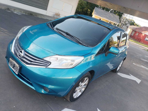Nissan Note 1.6 Exclusive 110cv Automatico