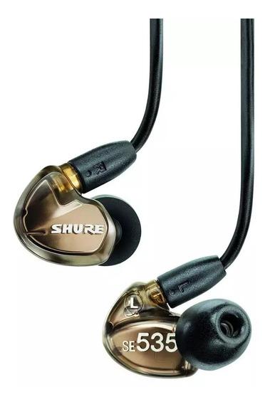 Shure Se535 Fone In Ears Envio Já!