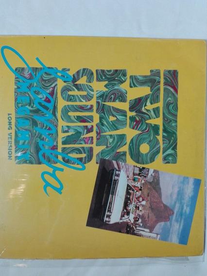 Lp Two Man Sound Disco Samba Vinilo Original Maxi