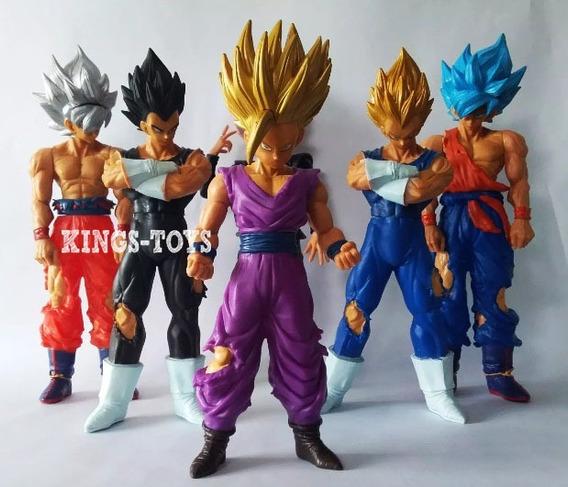 Figuras Dragon Ball Muñecos Goku, Vegeta Juguete Niño
