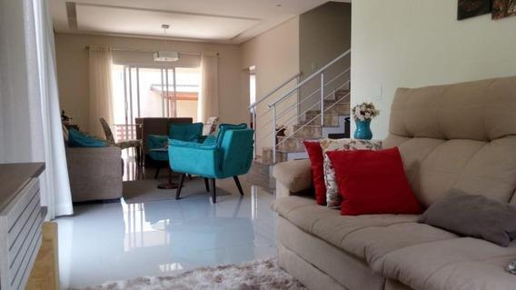 Casa Em Jardim Das Palmeiras, Valinhos/sp De 237m² 3 Quartos À Venda Por R$ 900.000,00 - Ca397271