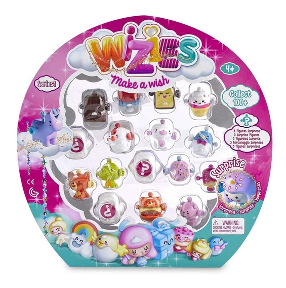Wizies Pack 16 Limited Edition