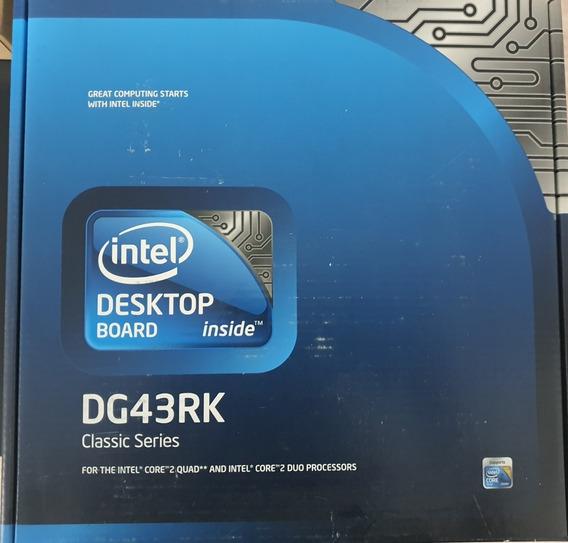 Placa Mae Intel Dg43rk