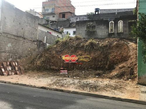 Imagem 1 de 1 de Terreno Para Casas Geminadas - Parque São Francisco - Te3336