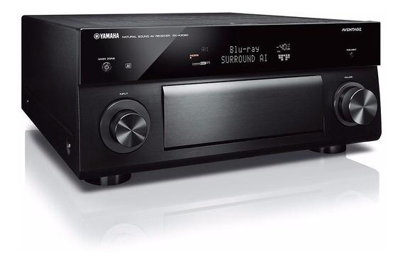 Receiver Yamaha Rxa3080 Aventage 9.2 Zona2/3 Revenda Oficial Bivolt