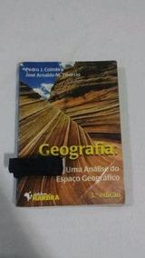 Geografia - Uma Análise Do Espaço Geográfico - Vol. Único