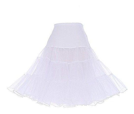 Joygown Womens Vintage 50s Petticoat Rockabilly Tutu Falda C