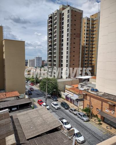 Imagem 1 de 8 de Apartamento À Venda 1 Dormitório No Bairro Bosque Em Campinas - Ap21958 - Ap21958 - 69353700