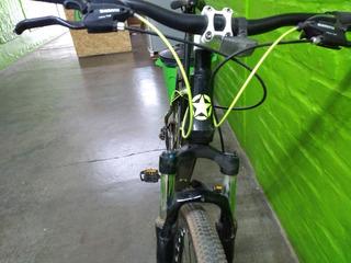Bicicleta Jeep Vesubio 27.5 21 Velocidades