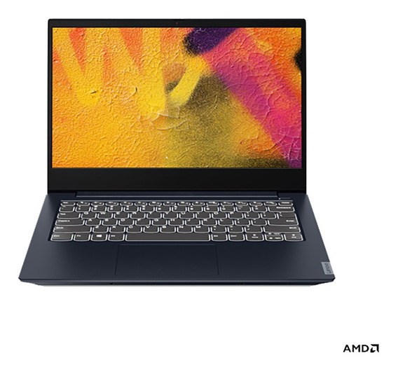 Notebook Lenovo 14 Amd Ryzen 3 4gb 1tb S340-81nb00de