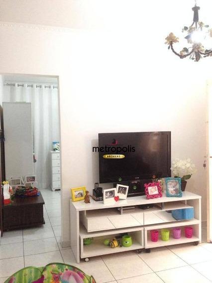 Casa À Venda, 134 M² Por R$ 468.000,00 - Mauá - São Caetano Do Sul/sp - Ca0271
