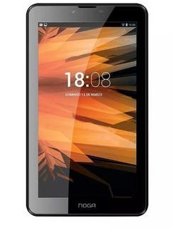 Tablet 7 PuLG 16g 1gb Celular Chip Sim 3g Noga 7g Nogapad
