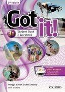 Got It! 3b - Student Book E Workbook