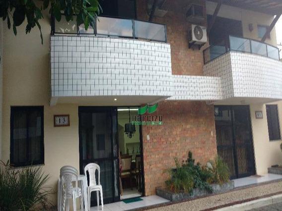 Casa Residencial À Venda, Pituaçu, Salvador - Ca1344. - Ca1344