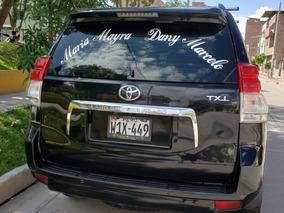 Toyota Land Cruiser Año 2012