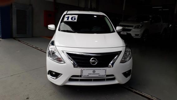 Nissan Versa 1.6 16v Sl Unique 4p 2016