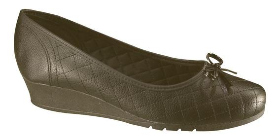 Sapato Moleca Anabelinha 2 Cores Preto E Marron 5156.705