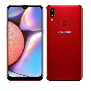 Samsung Galaxy A10s Vermelho 6,2 4g 32gb - Sm-a107mzrdzto