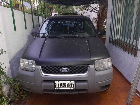 Ford Escape 2.0 Xlt 4x4 2001