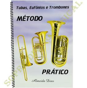 Método Tuba Bombardino Euphonium Trombone Almeida Dias