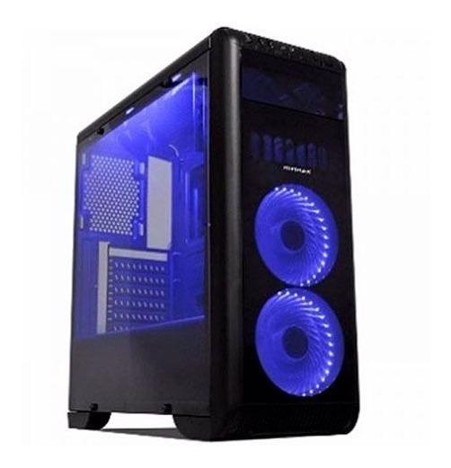 Pc Cpu Gamer Amd Ryzen 5 2600 16gb Ddr4 Rx 580 Hd 1tb
