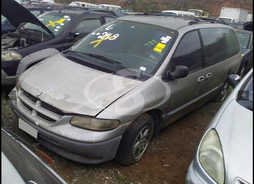 Imagem 1 de 5 de Chrysler Gran Caravan 3.3 V6 1999 Sucata Somente Peças