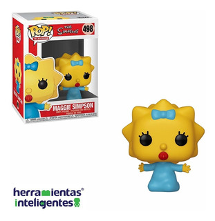 Maggie Simpsons Funko Pop Tv Serie