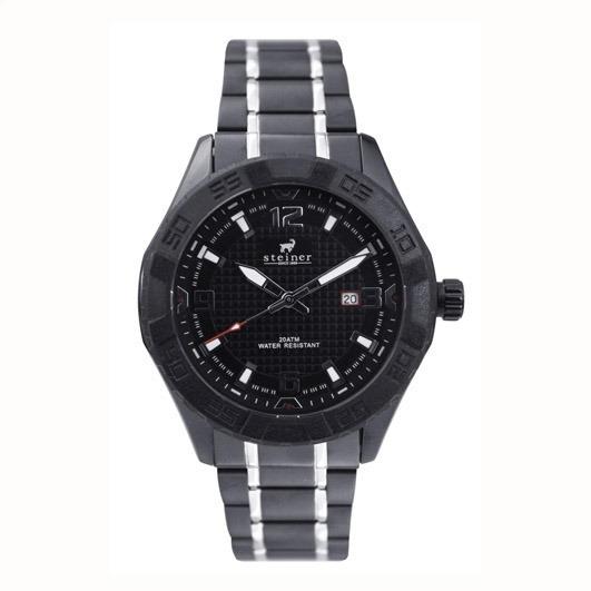 Reloj Análogo Para Caballero St22484d Steiner