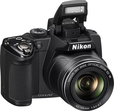 Câmera Digital Nikon Coolpix P500
