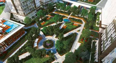 Departamento Preventa Eria Green City $3,257,882 A90 E1