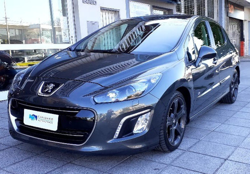Peugeot 308 2013 1.6 Gti Thp 200cv