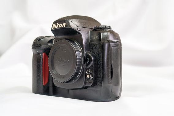 Câmera Dslr Nikon D100