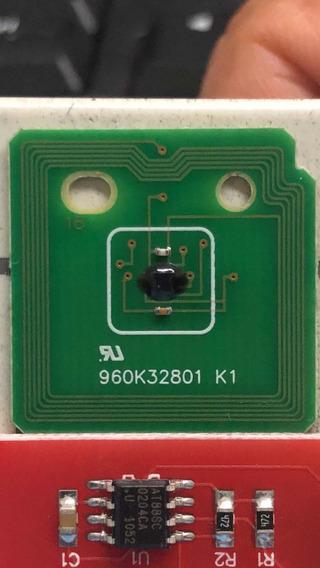 1 Toner Lexmark X656 E 5 Chip Xerox 7800