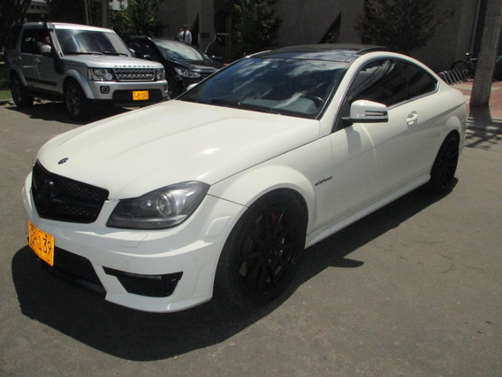 Mercedes Benz C 63 Amg Coupe