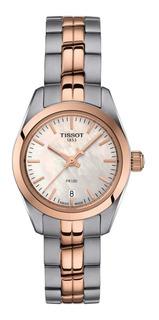 Reloj Tissot Pr100 Lady Small T1010102211101 Mujer Agente