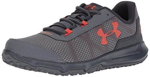Tenis Under Armour Toccoa Grey 11.5 Us