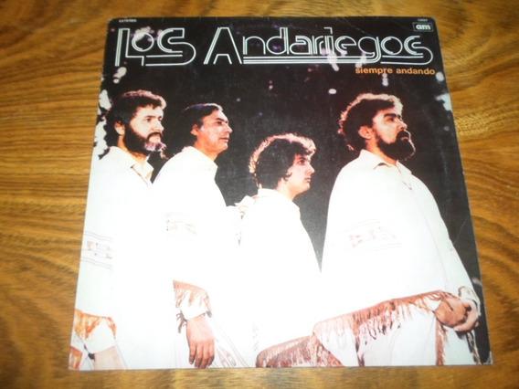 Los Andariegos - Siempre Andando * Disco De Vinilo