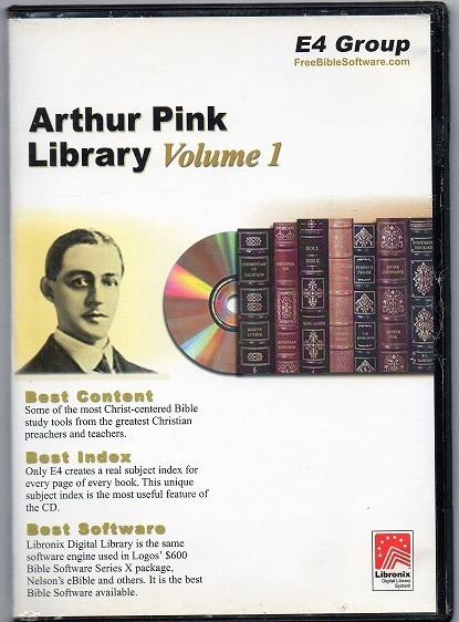 Software Arthur Pink Library Vol1