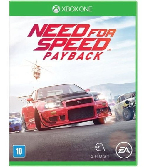 Jogo Xbox One Need For Speed - Payback - Novo
