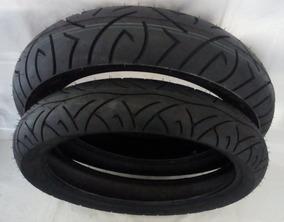 Par Pneus Pirelli 110/70-17 + 140/70-17 Cb250 Twister