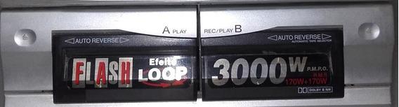 Tampa Tape-deck Som Sony Mhc-grx9000